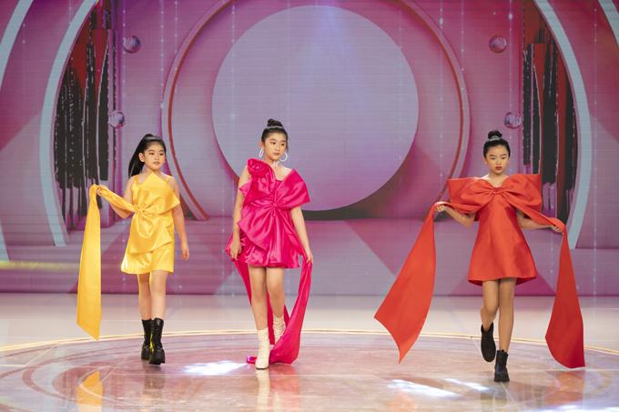 Kết thúc các phần thi, cả 3 thí sinh đều giành được những giải thưởng và lời khen ngợi từ thành viên ban giám khảo.