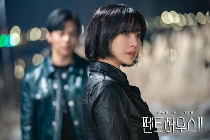 Lee Ji Ah trở lại trong mùa 2 của Penthouse với hình ảnh nhân vật Na Ae Kyo.