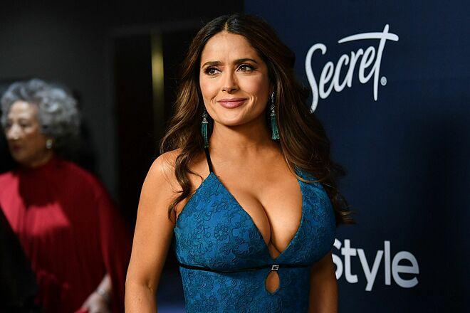 Mỹ nhân Mexico quyến rũ ở tuổi 55.