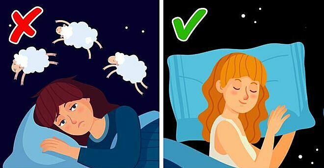 Ngủ sớm hay ngủ muộn không quan trọng bằng ngủ điều độ.