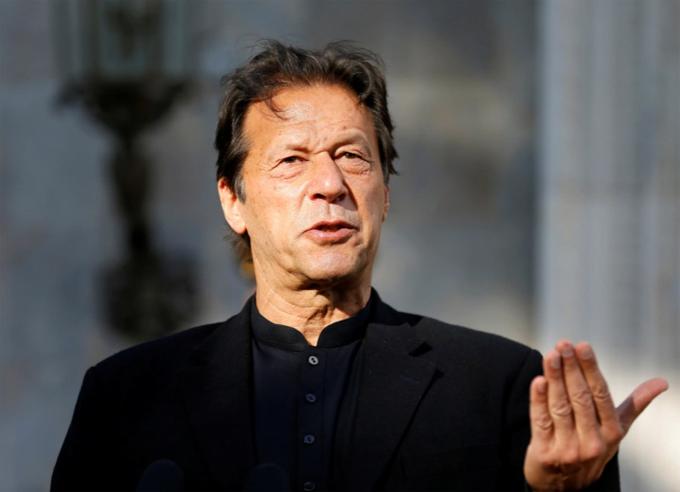 Ông Imran Khan - Thủ tướng Pakistan. Ảnh: Reuters.