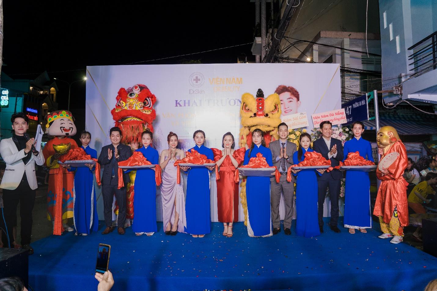 iDr.Skin tại 149 Ngyễn Văn Cừ, An Hòa, Ninh Kiều, thành phố Cần Thơ sẽ phục vụ nhu cầu làm đẹp của chị em.