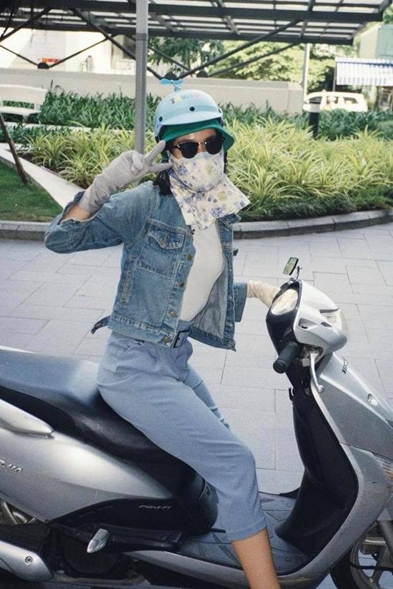 Phương Anh: Học RMIT, tôi vẫn chạy xe máy và mang cơm theo mỗi ngày - 2