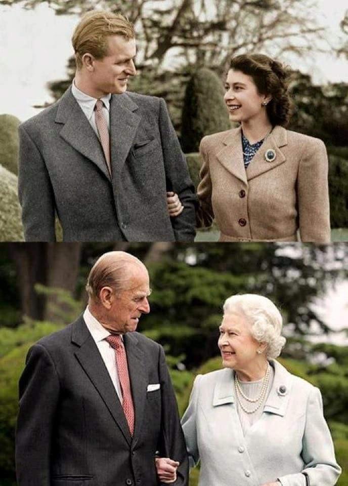 Hoàng thân Philip  là người phục vụ lâu nhất trong lịch sử nước Anh trên cương vị chồng Nữ hoàng sau 73 năm kề vai sát cánh.