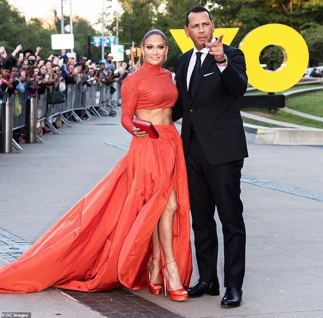 Jennifer Lopez và Alex Rodriguez đã gắn bó bốn năm.