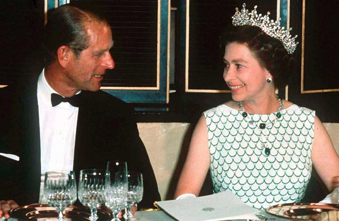 Hoàng thân và Nữ hoàng thường dùng bữa cùng nhau trong suốt hơn 70 năm, dù lịch trình bận rộn.