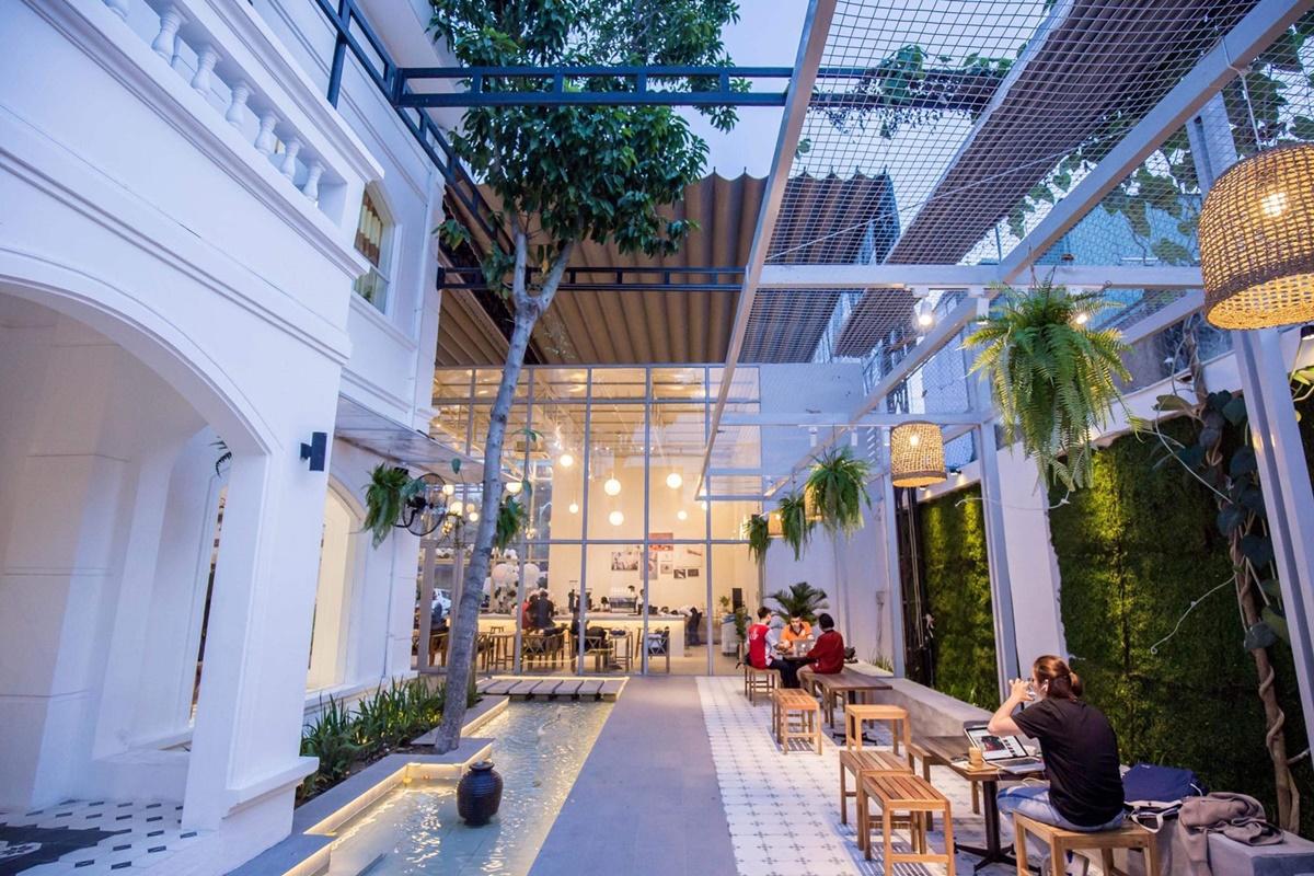 Địa chỉ cuối tuần: 3 quán cà phê trú mưa Sài Gòn - 2