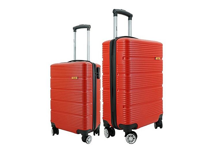 Bộ 2 vali Immax X13size 20 (50 x 35 x 22 cm) và 24 inch (60 x 40 x 27 cm) có các màu bạc, đen, đỏ, xanh đương đang được ưu đãi 53% còn 655.000 đồng.