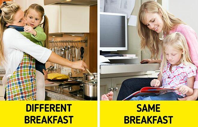 Không mất thời gian nghĩ xem sáng nay ăn gì sẽ giúp bạn có thêm thời gian cho những việc quan trọng khác.