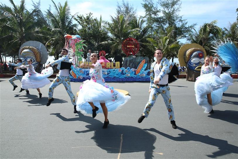 Lễ hội du lịch biển Sầm Sơn - Thanh Hóa 2021, kéo dài hơn 4 tháng, từ 24/4 đến 30/7