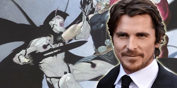 Tạo hình nhân vật Gorr the God Butcher trong phim Thor của Christian Bale.