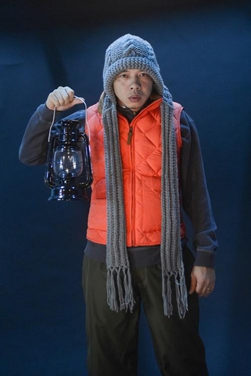 Thái Hòa vào vai anh Hù thật thà, tử tế nhưng khù khờ trong phim Quả tim máu. Tác phẩm lấy cảm hứng từ vở kịch cùng tên gắn liền với Thái Hòa trên sân khấu kịch. Năm 2014 là năm sôi nổi nhất của Thái Hòa trong phim ảnh, khi anh có sáu phim ra mắt.