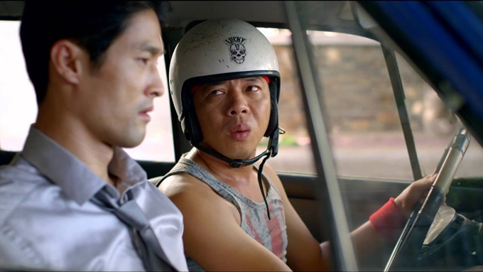 Sang đến phim Tèo em (năm 2013), Thái Hòa tiếp tục quay lại dạng vai hài, mang đến tiếng cười và đôi khi cũng khiến khán giả phát bực.