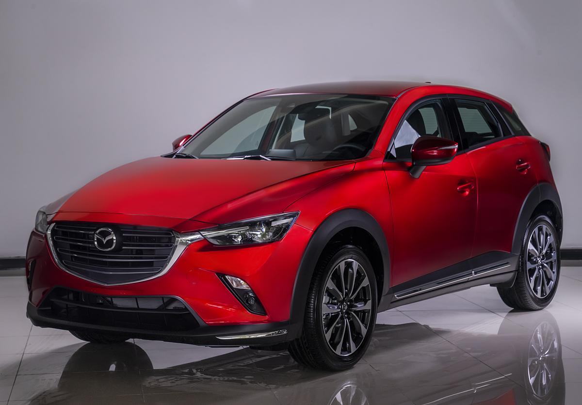 Mazda CX-3 ra mắt thị trường Việt Nam.