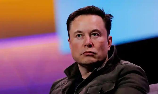 Elon Musk, CEO Tesla. Ảnh: AP.