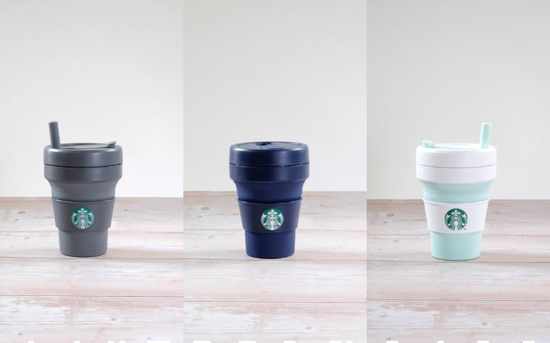 Ngoài hộp cơm thì trước đó các mẫu ly gấp gọn của Starbucks cũng được các tín đồ yêu thích sản phẩm thương hiệu này săn đón. Nhiều mẫu ly giữ nhiệt xếp gọn Stojo cũng góp mặt với ưu đãi về giá và miễn phí giao hàng khi chọn mua trên Lazada tại đây.