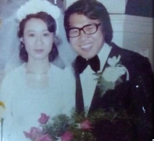 Ngày cưới của vợ chồng Youn Yuh Jung - Cho Young Nam.