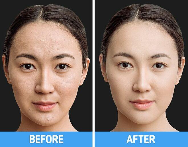 Quy trình rửa mặt 4 - 2 - 4 giúp phụ nữ Nhật giữ được làn da trẻ trung, mịn màng.