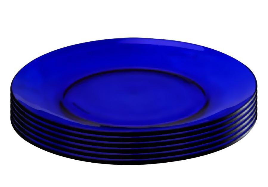 Bộ 6 dĩa thủy tinh cường lưc Pháp Duralex Lys xanh Saphir đường kính 13,5 cm có giá 364.800 đồng, giảm 5% so với giá gốc. Chất liệu thủy tinh cường lực chịu lực tốt gấp 2,5 lần so với thuỷ tinh thường, không chứa chất độc hại, không bị ố, không nhiễm màu và mùi trong quá trình sử dụng.