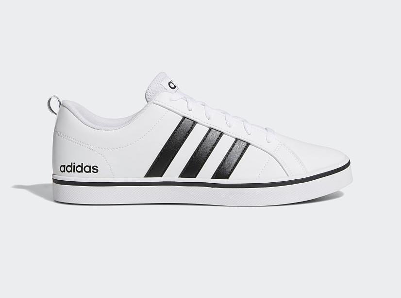 Giày thể thao nam Adidas VS Pace AW4594 giảm 1.190.000đ(- 28 %)Kích thước :    40,41,42,43,44,KhácChất liệu bên ngoài: da trơn nhẵnĐế dày, chống mài mòn, chống trơn trượt