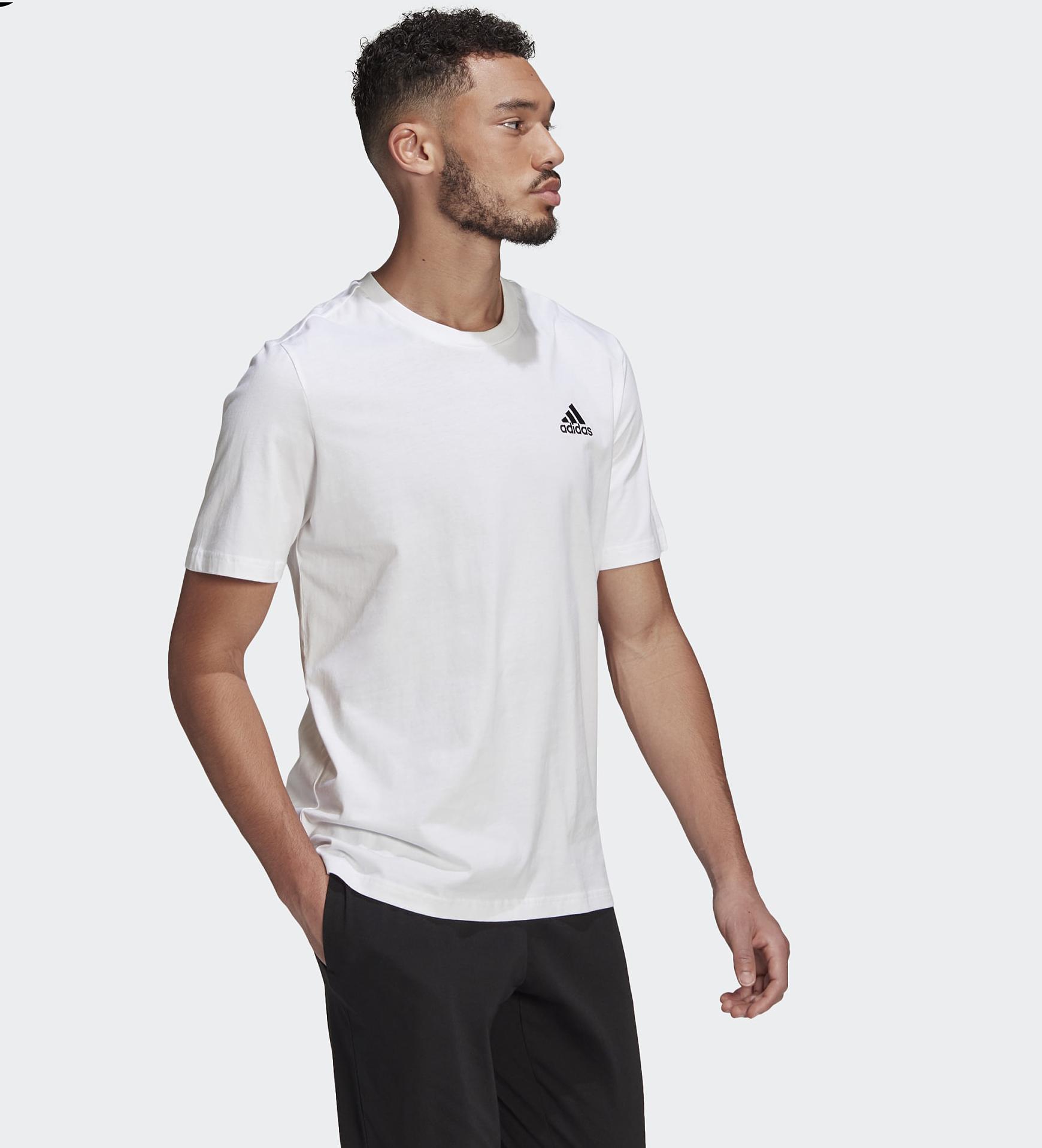 Áo thun Adidas chính hãng thêu logo T-SHIRT GK9640 giảm 490.000đ(- 42 %)Nó mềm mại và thoải mái như một chiếc áo thun cổ điển, và nó có logo adidas Badge of Sport tinh tế để bạn có thể mặc nó mọi lúc, mọi nơi. Sản phẩm này được làm từ vật liệu tái chế như một phần mong muốn của chúng tôi nhằm chấm dứt ô nhiễm nhựa. Các sản phẩm bông của chúng tôi hỗ trợ việc trồng bông bền vững. Đây là một phần trong mong muốn của chúng tôi nhằm chấm dứt tình trạng ô nhiễm nhựa.Chất liệu: 70% cotton, 30% polyester tái chế dệt kim. Bảo quản và sử dụng:Không sử dụng chất làm trắngMáy sấy có thể được sử dụng ở nhiệt độ thấp.Không giặt khô, ủi ở nhiệt độ cao và giặt máy ở nhiệt độ cao.