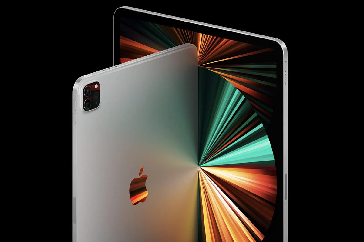 iPad Pro M1 mới được Apple giới thiệu.