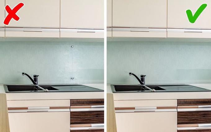 9 sai lầm nội thất phòng bếp - 14