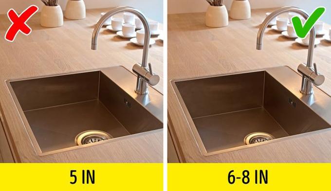 9 sai lầm nội thất phòng bếp - 4