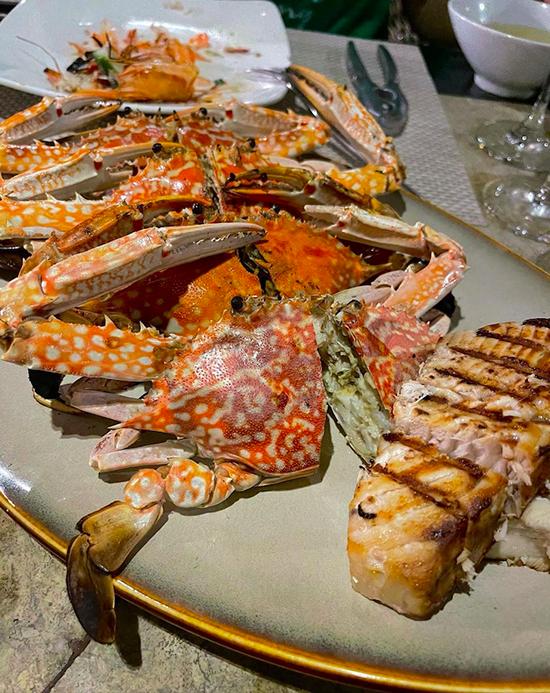 Tiệc sinh nhật Minh Triệu trong resort ven biển - 6