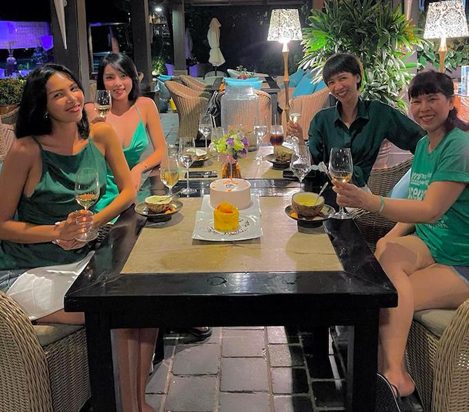 Tiệc sinh nhật Minh Triệu trong resort ven biển - 7