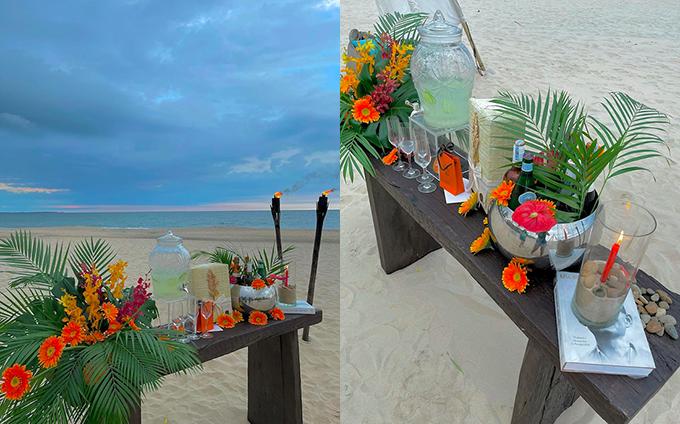 Tiệc sinh nhật Minh Triệu trong resort ven biển - 2