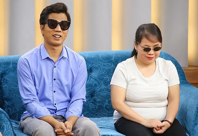 Anh Ngọc Nhi và chị Huỳnh Lê.