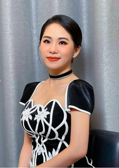 Nhan sắc trẻ trung, xinh đẹp của Lương Bích Hữu ở tuổi 36.