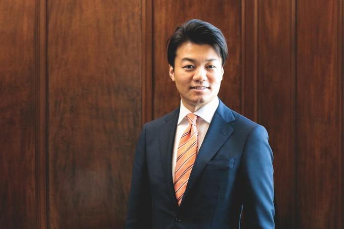 Tỷ phú Taichiro Motoe, nhà sáng lập Bengo4. Ảnh: Forbes.