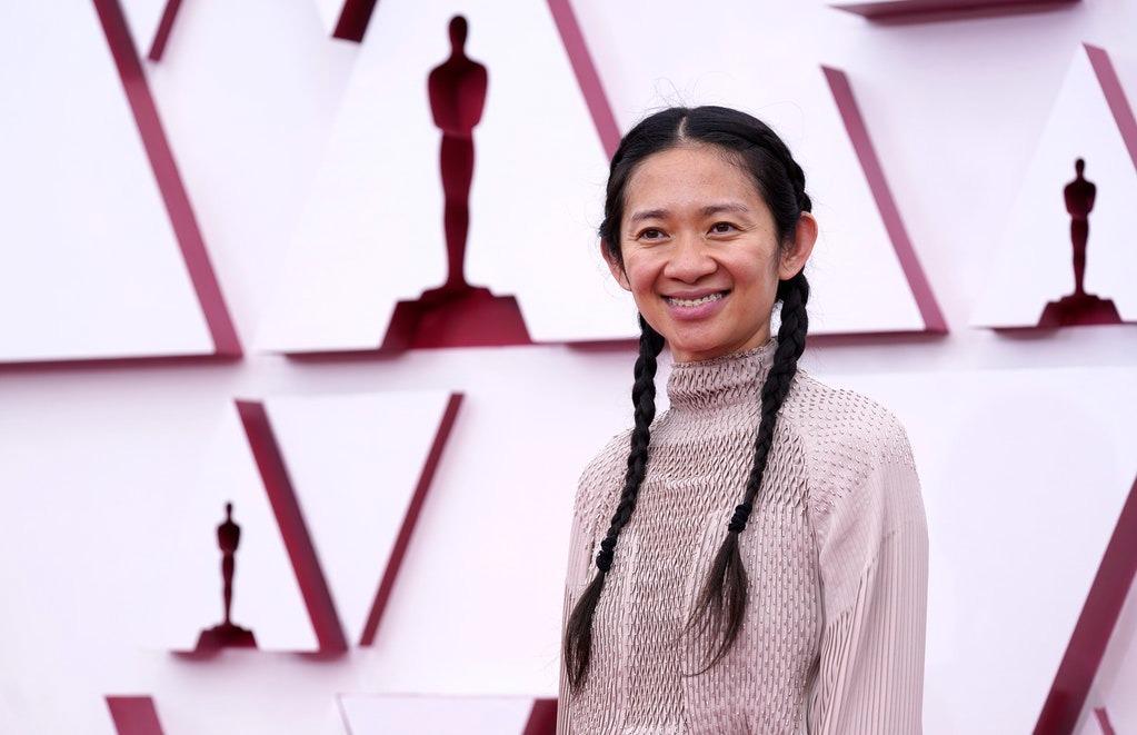 Đạo diễn Chloe Zhao.