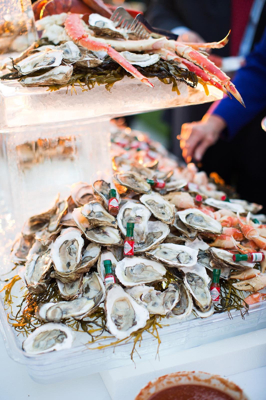 Hải sản nước biển sâu từ Bắc Âu sẽ có mặt tại Ocean Street Market. Ảnh: Vingroup.
