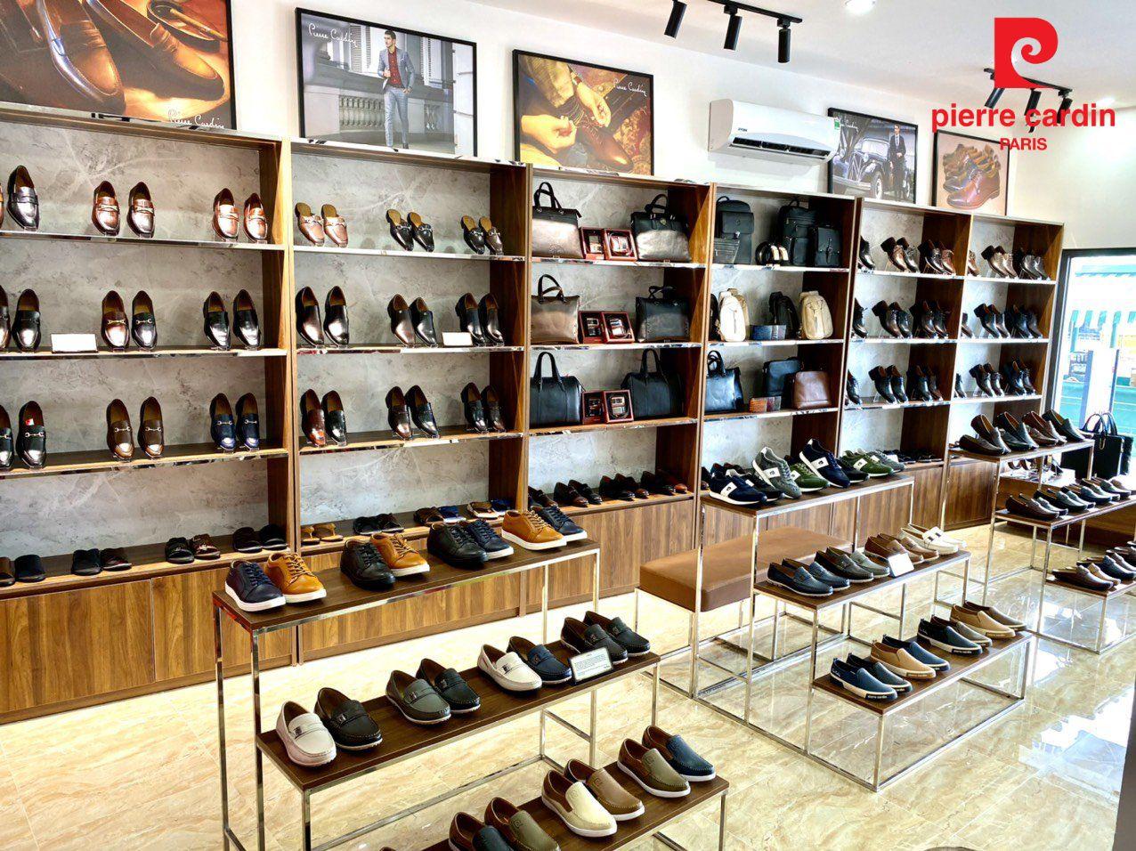 Pierre Cardin Shoes Việt Nam tăng trưởng gấp hai lần trong Covid-19  vì thế công ty mẹ tại Pháp chọn Việt Nam là điểm đến lý tưởng, khai trương đồng loạt 6 chi nhánh mới.