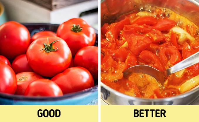 9 cách chế biến khiến đồ ăn bổ dưỡng hơn - 1