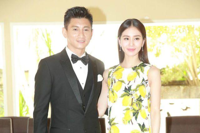 Vợ chồng Lưu Thi Thi - Ngô Kỳ Long.
