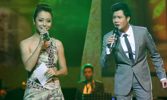 Cuối năm 2011, Jennifer Phạm và Quang Dũng cùng tham gia đêm nhạc Lắng nghe mùa thu vàng. Đó là lần hiếm hoi cả hai chạm mặt trên sân khấu hậu ly hôn.