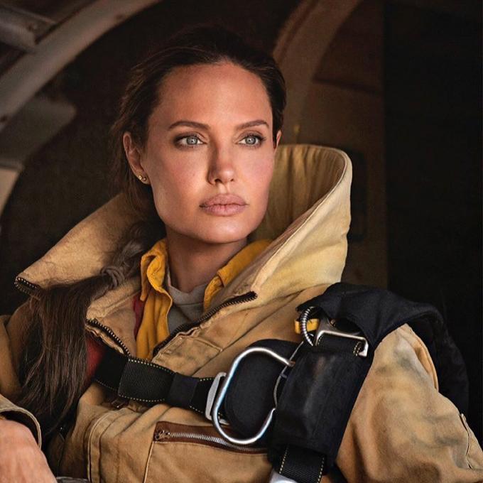 Angelina Jolie trong Those Who Wish Me Dead.