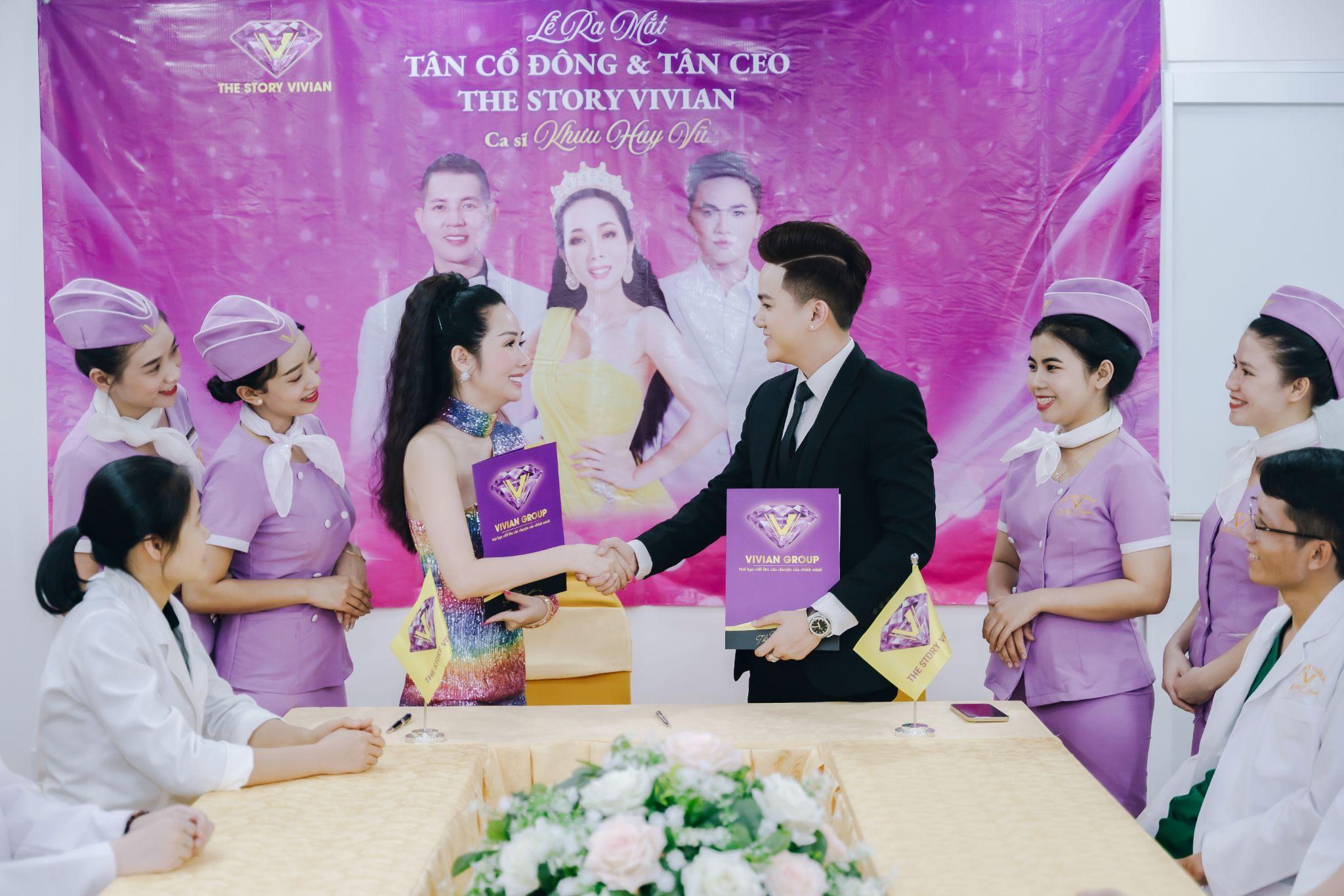 Vivian Trần cho rằng, Vivian Trần có thể làm tốt vai trò mới.