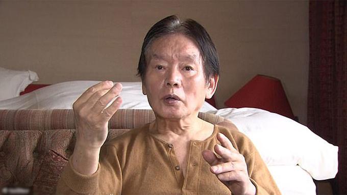 Triệu phú Kosuke Nozaki trước khi qua đời. Ảnh: Twitter.
