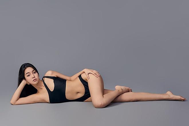 Seo Yu Jin được mời làm người mẫu ảnh sau khi giảm cân.