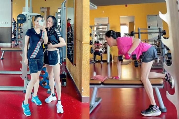 Mỗi ngày, Phượng Chanel đều cố gắng chăm tập thể thao nhằm hoàn thành mục tiêu: Tập để duy trì một cơ thể săn chắc và một trái tim khỏe mạnh để yêu đời, yêu người. Nếu hôm nào không thể ra trung tâm gym, cô đều tuân thủ tự tập ở nhà với nhiều bài tập đa dạng: nhảy dang tay chân, bật nhảy squat...