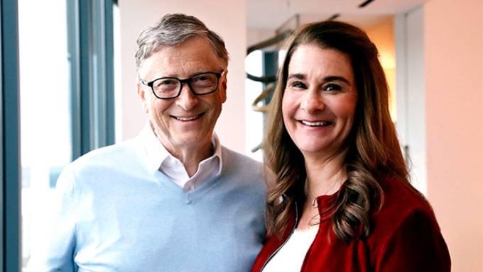 Tỷ phú Mỹ Bill Gates và vợ Melinda chia tay sau 27 năm chung sống. Ảnh: AP.