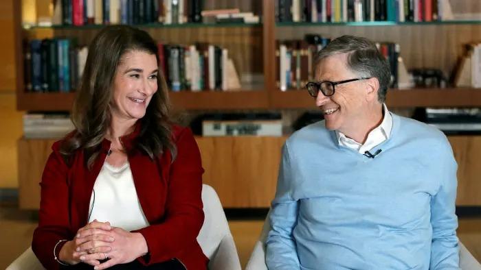 Melinda từng tiết lộ việc duy trì tiếng nói bình đẳng giúp bà duy trì hôn nhân lâu năm. Photo: AP