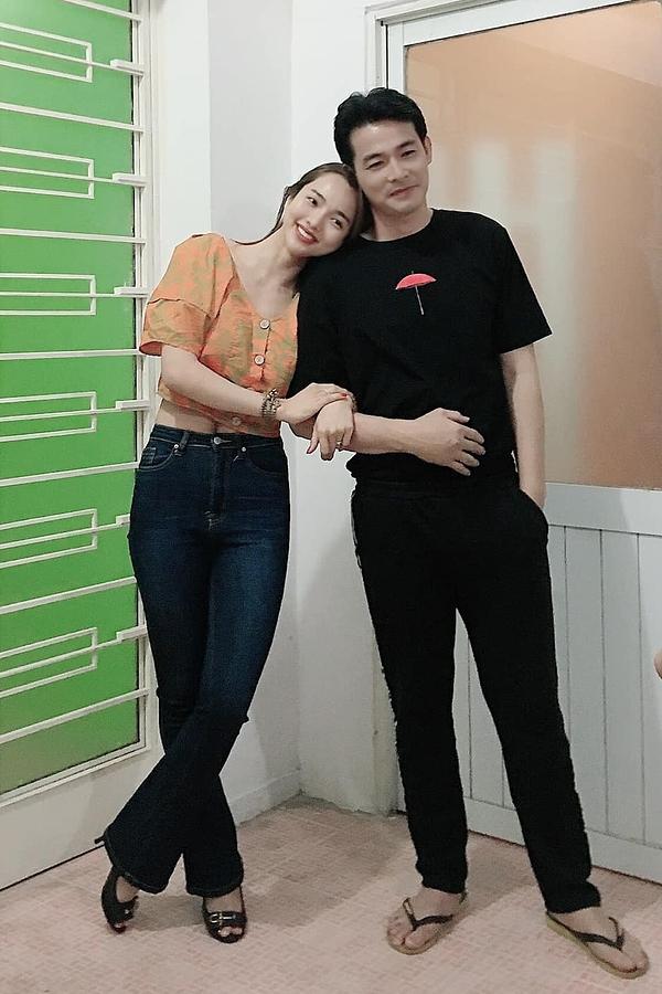 Ông bố hai con còn có dịp hội ngộ Kim Cương sau thời gian dài. Năm 2008, họ cùng đăng quang giải Bạc tại cuộc thi Siêu mẫu Việt Nam.