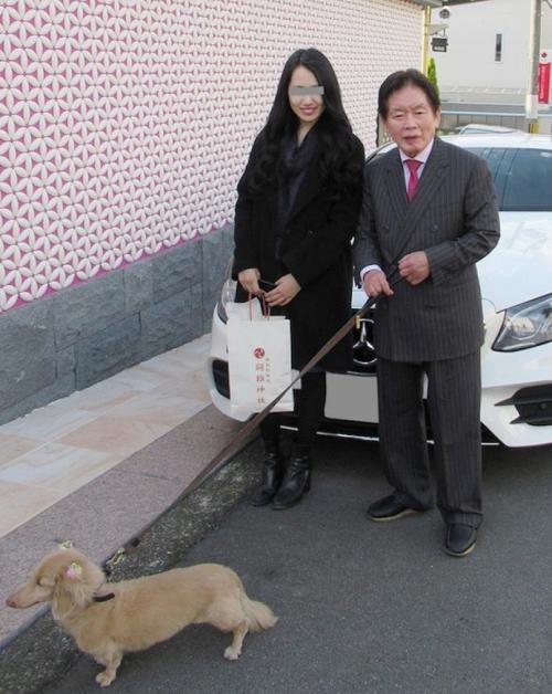 Ông Yusuke Nozaki từng tuyên bố để lại tài sản cho chó cưng sau khi qua đời, nhưng con chó chết trước ông.