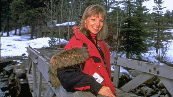 Bà Ann Winblad, bạn gái cũ của tỷ phú Bill Gates. Ảnh: The Life.